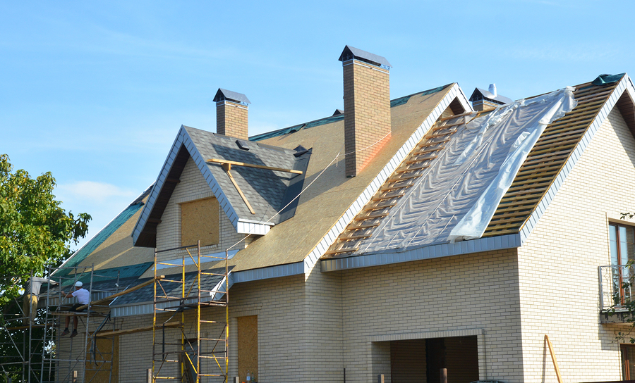 professional new roof installation service