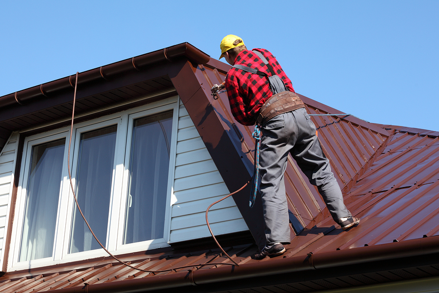 professional residential roofing service
