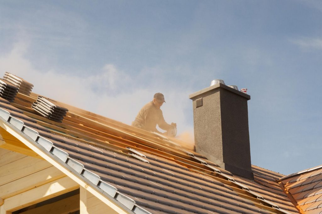 professional roof repair service