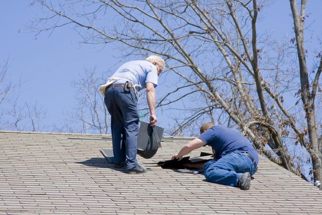professional roofing insurance claim service